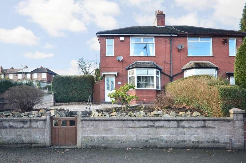 2 Bedrooms Semi Detached House for sale in Leek Road, Stoke-on-Trent ST4