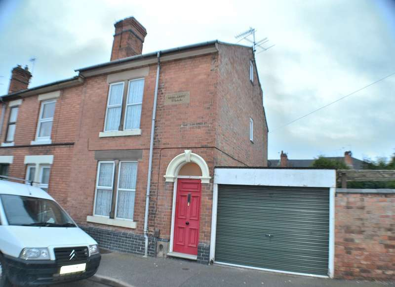 3 Bedrooms Property for sale in Arundel Street , Derby DE22