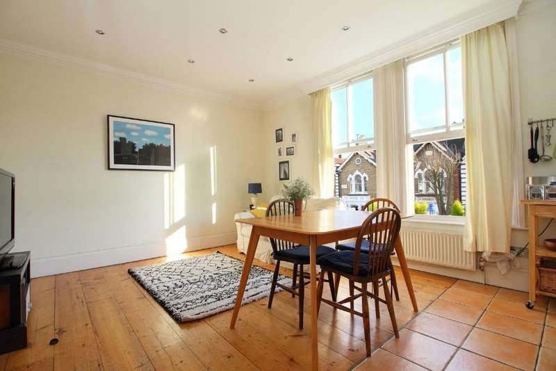 2 Bedrooms Apartment Flat for sale in Gillespie Road, N5 1LN