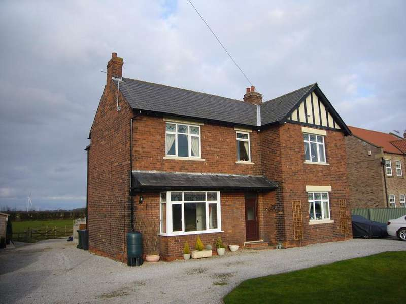 5 Bedrooms Detached House for sale in Thorntree House, Newland, Selby, YO8 8PS