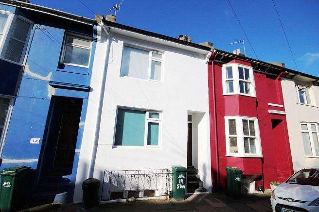 4 Bedrooms Terraced House for sale in Southampton Street, Brighton BN2