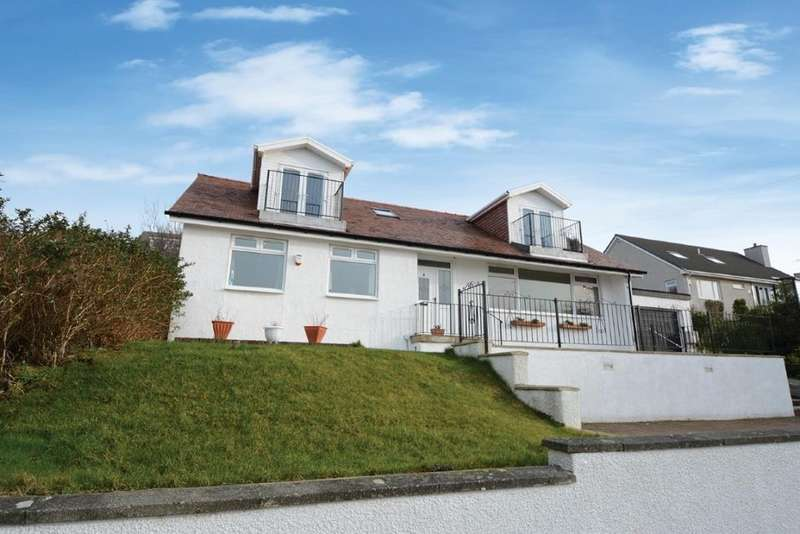 4 Bedrooms Detached Villa House for sale in 34 Pantonville Road, West Kilbride, KA23 9NQ