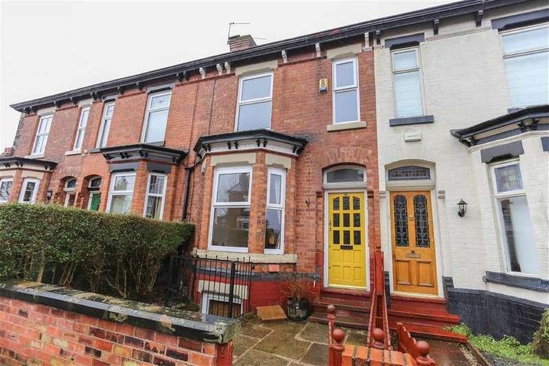 2 Bedrooms Terraced House for sale in Grange Avenue, Heaton Chapel