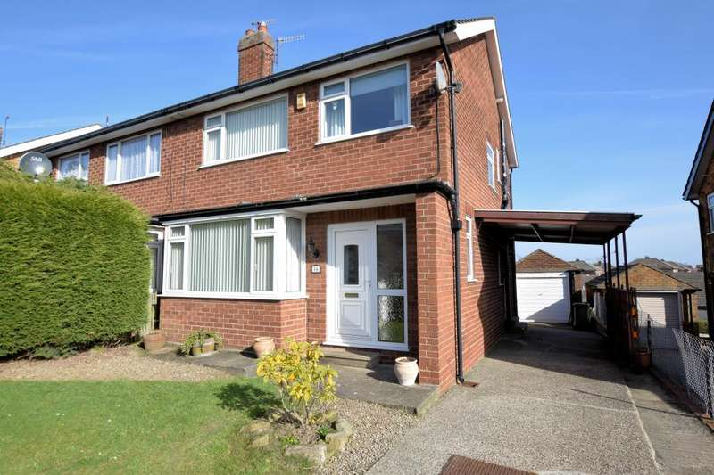 3 Bedrooms Semi Detached House for sale in Southlands Grove, Newby, Scarborough, North Yorkshire YO12 5PH