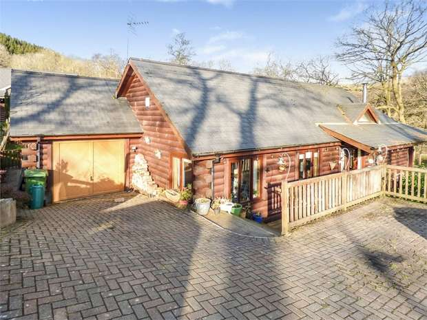 3 Bedrooms Detached House for sale in Oakmead Road, Llanharan, Pontyclun, Mid Glamorgan