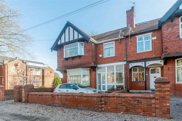 4 Bedrooms Semi Detached House for sale in Woodlands Road, Whalley Range, Manchester