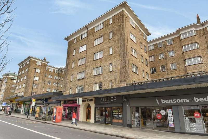 2 Bedrooms Flat for sale in Streatham High Road, Streatham
