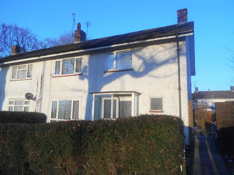 4 Bedrooms End Of Terrace House for rent in Langley Drive Crawley RH11