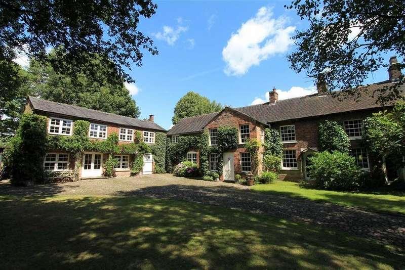 6 Bedrooms Detached House for sale in Brereton Park, Brereton