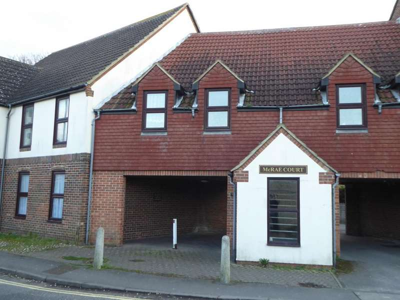 Studio Flat for sale in McRae Court, Selsey, PO20
