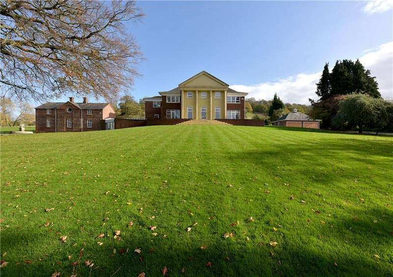 6 Bedrooms Detached House for sale in Pedmore Hall Lane, Stourbridge, West Midlands, DY9