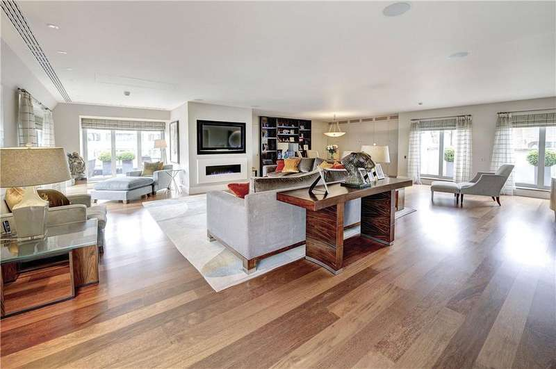 3 Bedrooms Penthouse Flat for sale in John Adam Street, Covent Garden London, WC2N