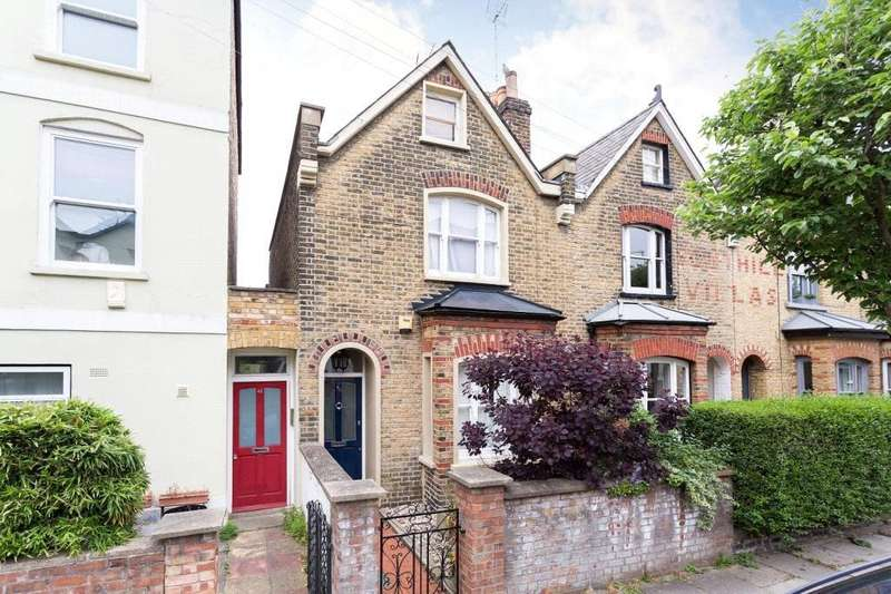 3 Bedrooms Terraced House for sale in Conewood Street, Highbury, London, N5