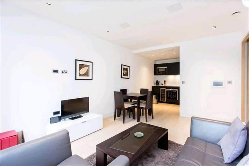 1 Bedroom Flat for rent in Roman House, Wood Street, Barbican