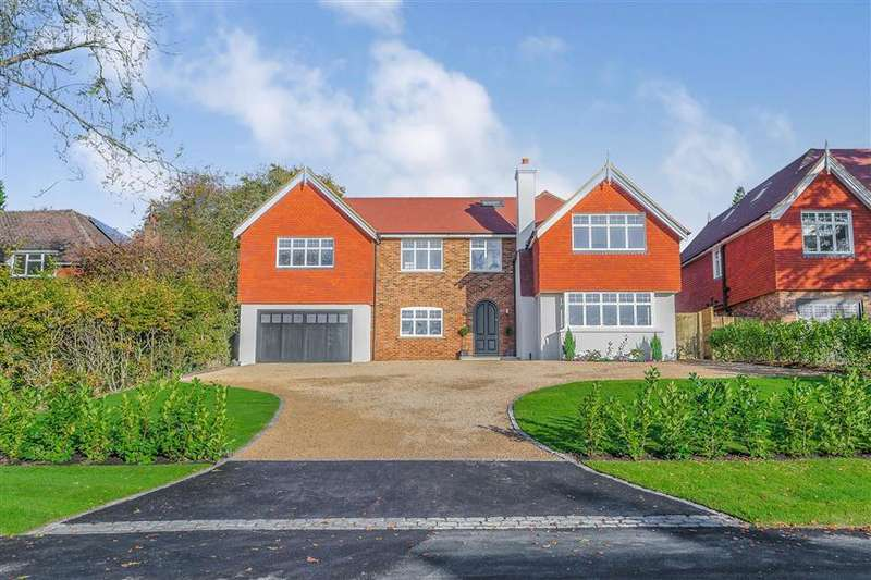 5 Bedrooms Detached House for sale in St. Marys Road, Leatherhead, Surrey