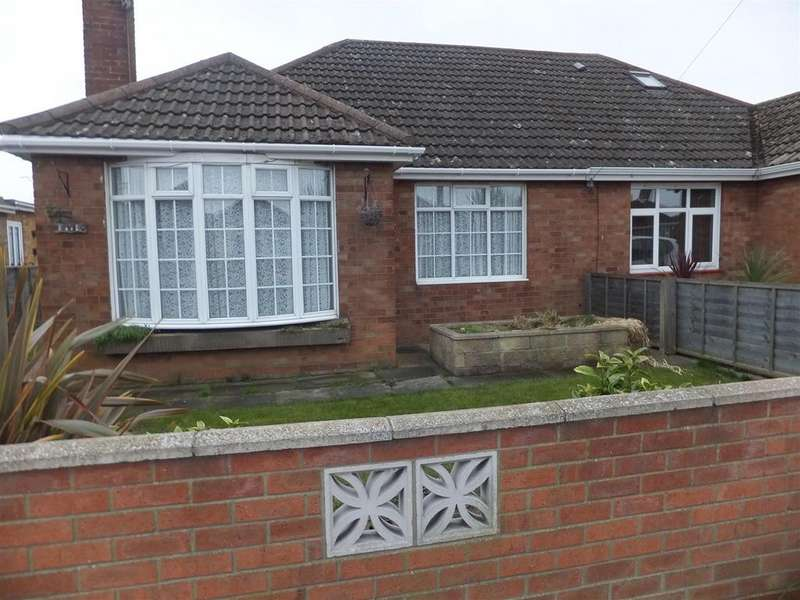 2 Bedrooms Semi Detached Bungalow for rent in Brian Avenue, Cleethorpes