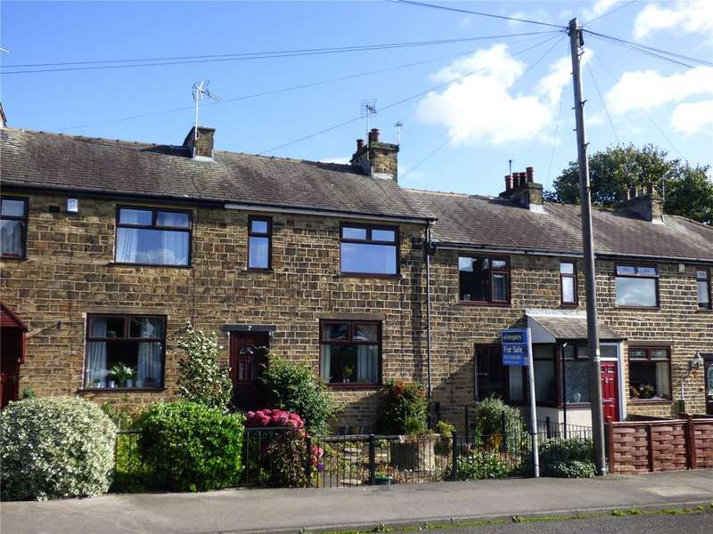 3 Bedrooms Terraced House for sale in Brookfield View, Cleckheaton, BD19