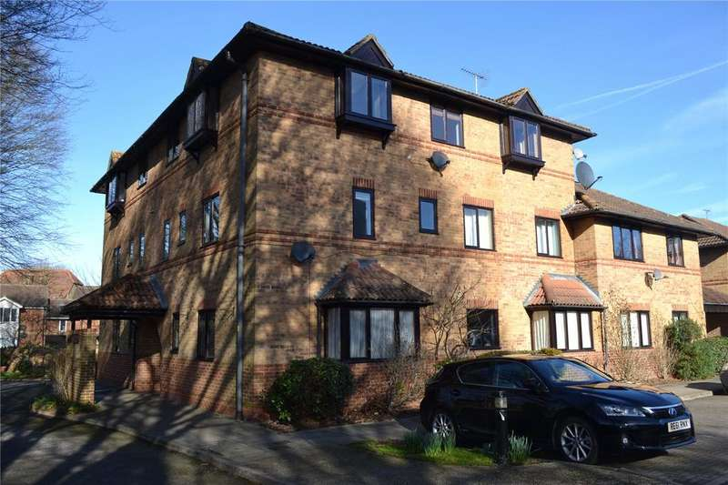 2 Bedrooms Apartment Flat for sale in St Swithins Court, Polehampton Close, Twyford, Reading, RG10