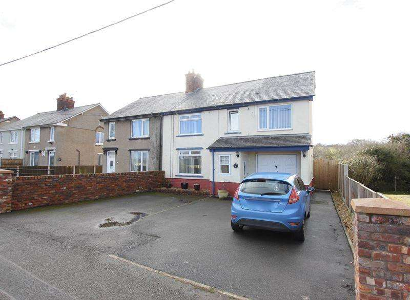 4 Bedrooms Semi Detached House for sale in Hafod Y Ddol, Mostyn