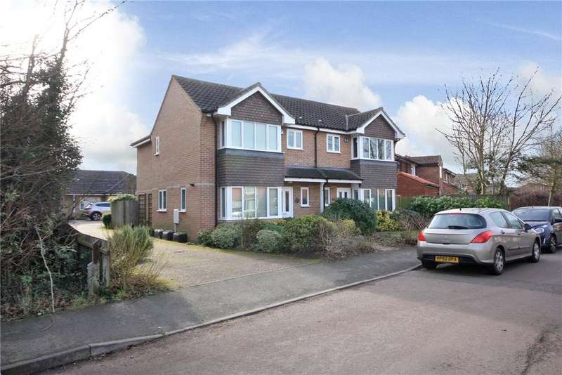 3 Bedrooms Semi Detached House for sale in Limes Road, Hardwick, Cambridge, CB23
