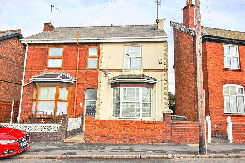 2 Bedrooms Semi Detached House for sale in Darlaston Road, Wednesbury