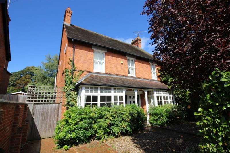 4 Bedrooms Detached House for sale in St Marks Road, Henley-On-Thames, RG9