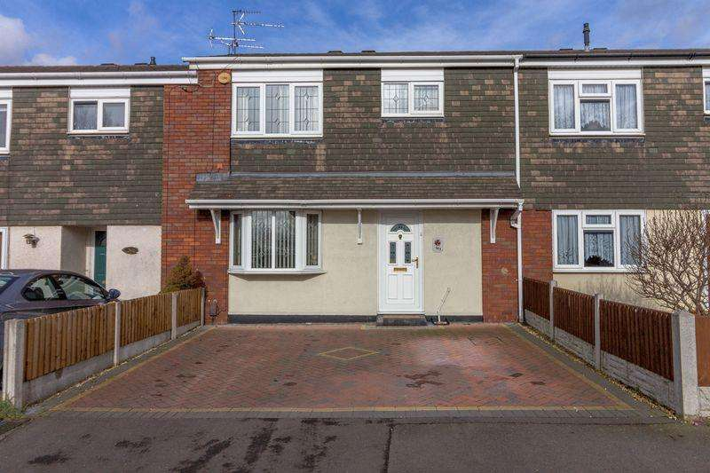 3 Bedrooms Terraced House for rent in Poplar Avenue, Walsall