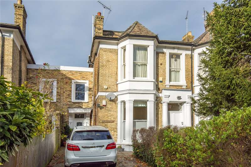 2 Bedrooms Apartment Flat for sale in Moss Hall Crescent, North Finchley, London, N12