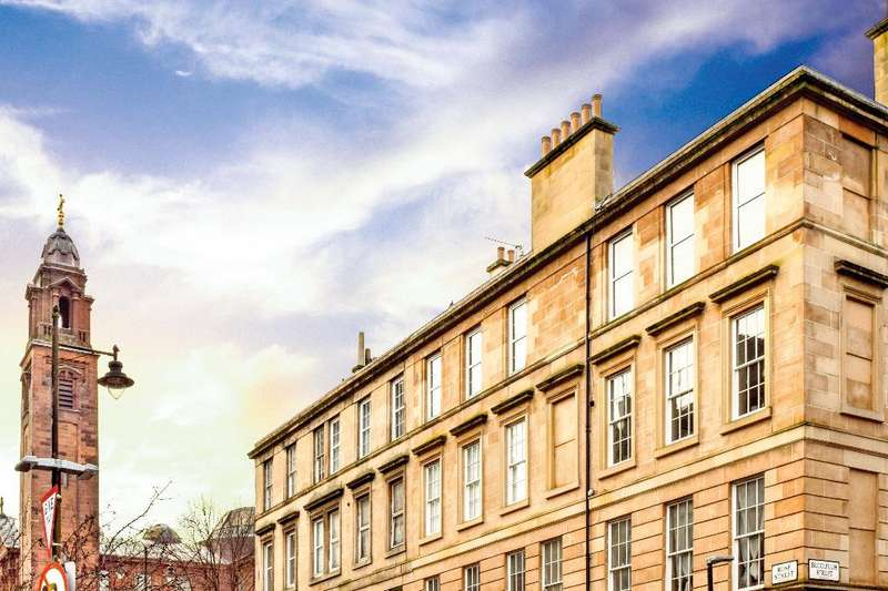 2 Bedrooms Flat for sale in Rose Street, Flat 3/2, Garnethill, Glasgow, G3 6SQ