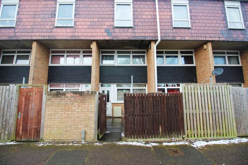 2 Bedrooms Maisonette Flat for sale in Beatty Avenue, Leicester, LE5