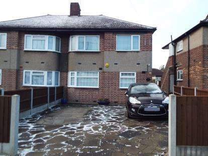 2 Bedrooms Maisonette Flat for sale in Barkingside, Essex