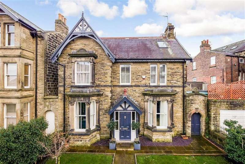 4 Bedrooms Detached House for rent in Kings Road, Harrogate, North Yorkshire