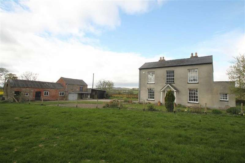 3 Bedrooms Detached House for rent in Maesbury