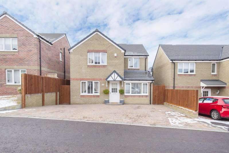 4 Bedrooms Detached Villa House for sale in 22 Tansay Drive, Chryston, Glasgow, G69 9FD