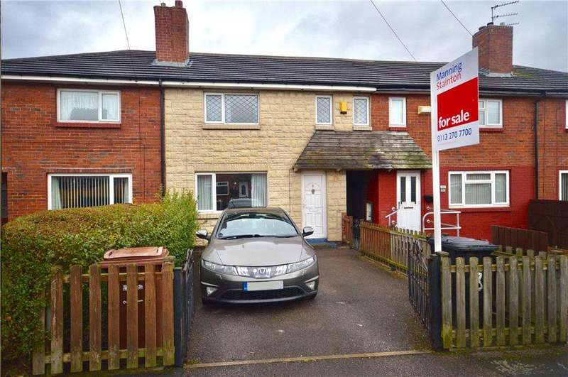 2 Bedrooms Terraced House for sale in Sissons Street, Leeds, West Yorkshire