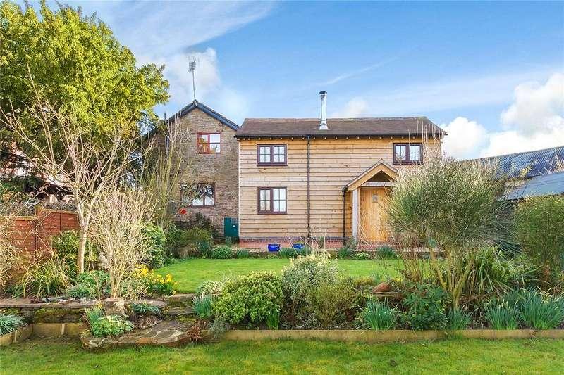 3 Bedrooms Detached House for sale in Castle Road, Richards Castle, Ludlow, Shropshire