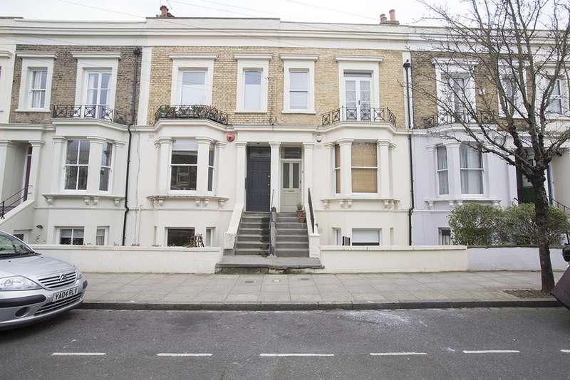 2 Bedrooms Maisonette Flat for sale in Glenarm Rod, London E5