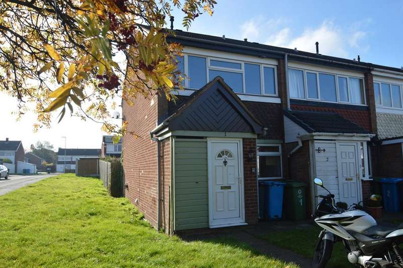 2 Bedrooms Terraced House for rent in Ajax Close, Great Wyrley WS6