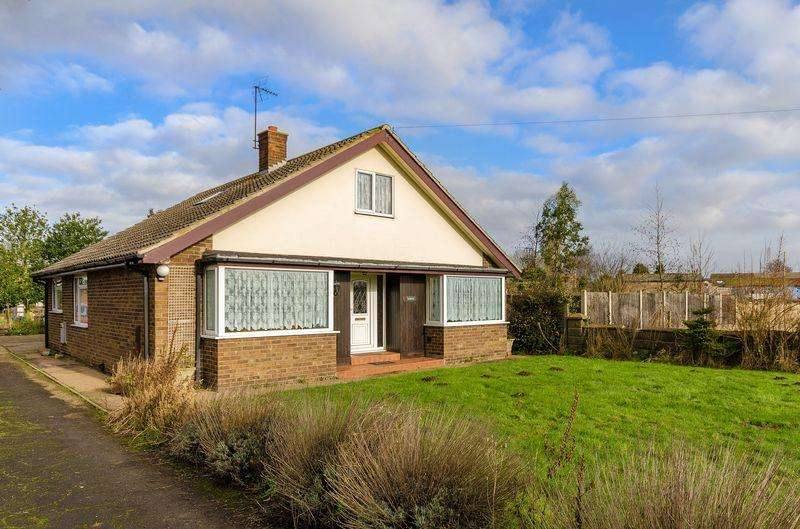 2 Bedrooms Detached Bungalow for sale in Belmont, Station Road, Lincoln