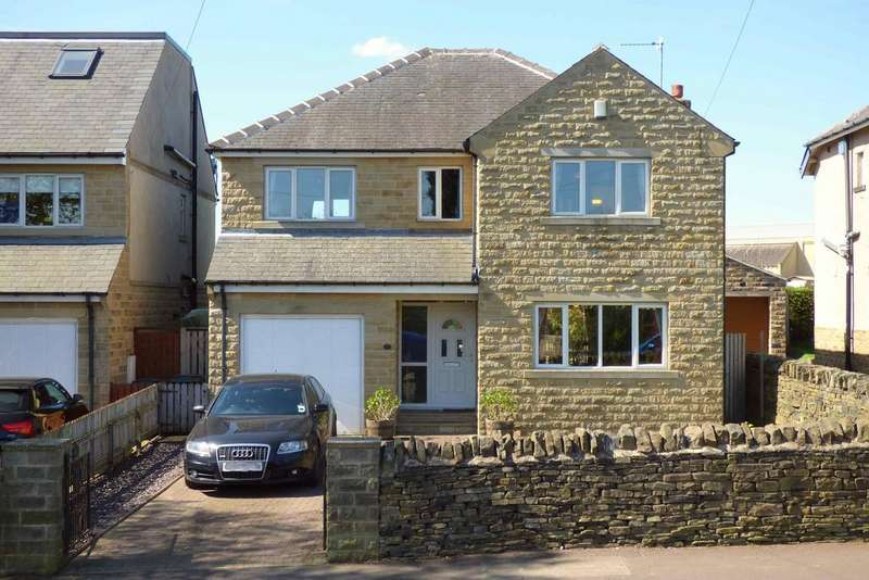 5 Bedrooms Detached House for sale in Laverock Lane, Brighouse HD6