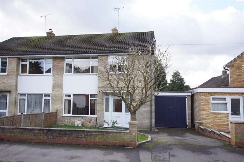 3 Bedrooms Semi Detached House for sale in All Saints Road, Warwick