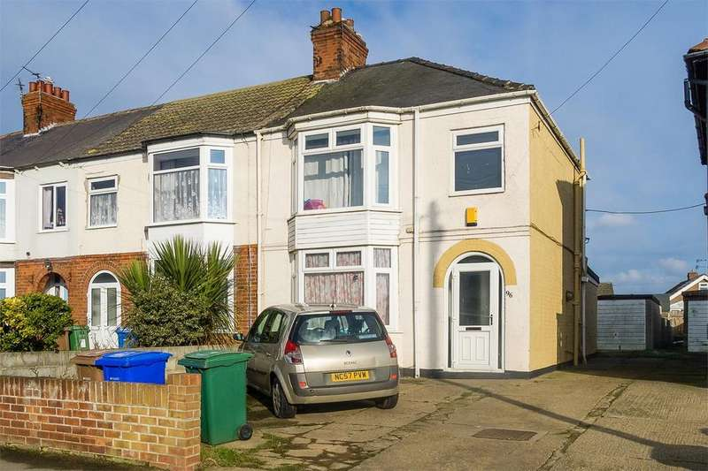 3 Bedrooms End Of Terrace House for sale in 96 North Road, WITHERNSEA, East Riding of Yorkshire