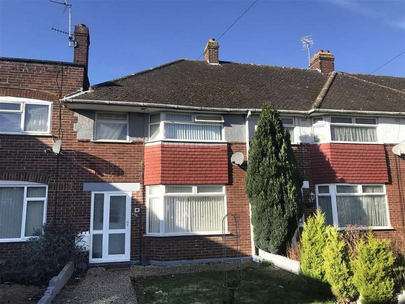 3 Bedrooms Terraced House for sale in Grimsbury Square, Banbury