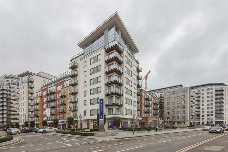 2 Bedrooms Apartment Flat for sale in Sterling Apartments, Beaufort Park, Colindale, London, NW9