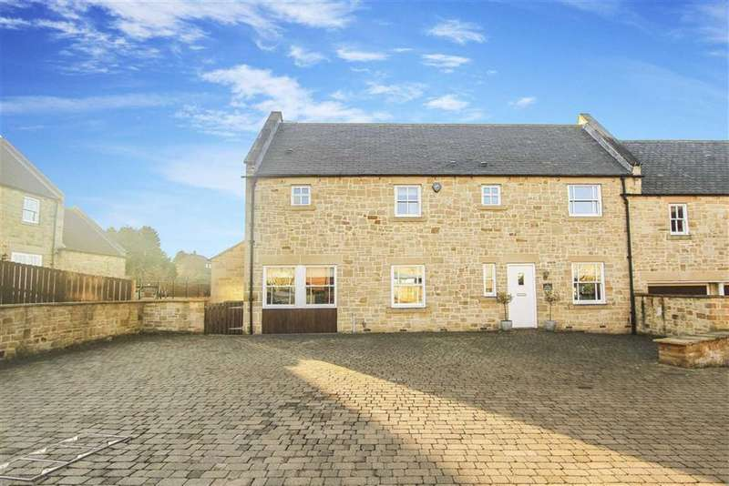 5 Bedrooms Terraced House for sale in Dukes Meadow, Backworth, Tyne And Wear