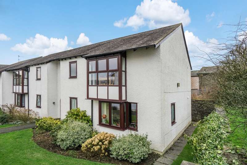 2 Bedrooms Flat for sale in Flat 24 Fairfield Close, Staveley, Kendal, Cumbria, LA9 9RA