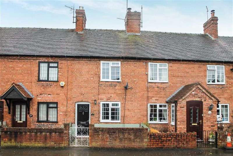 2 Bedrooms Terraced House for sale in Steventon New Road, Ludlow
