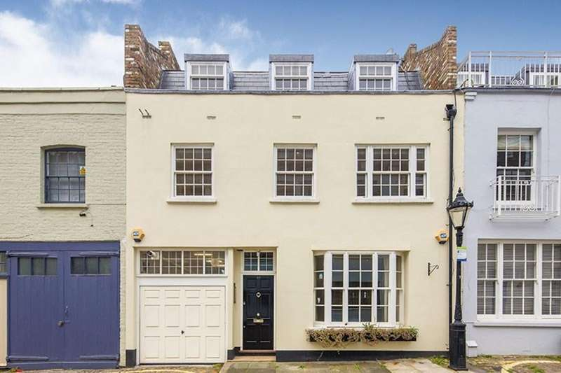 2 Bedrooms Detached House for sale in Ennismore Mews, Knightsbridge, SW7