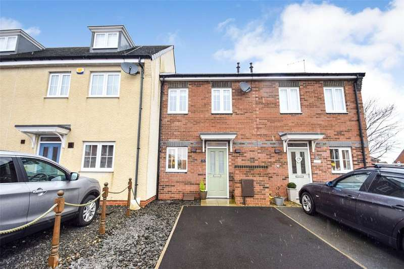 2 Bedrooms Terraced House for sale in Denewood, Murton, Seaham, Co Durham, SR7