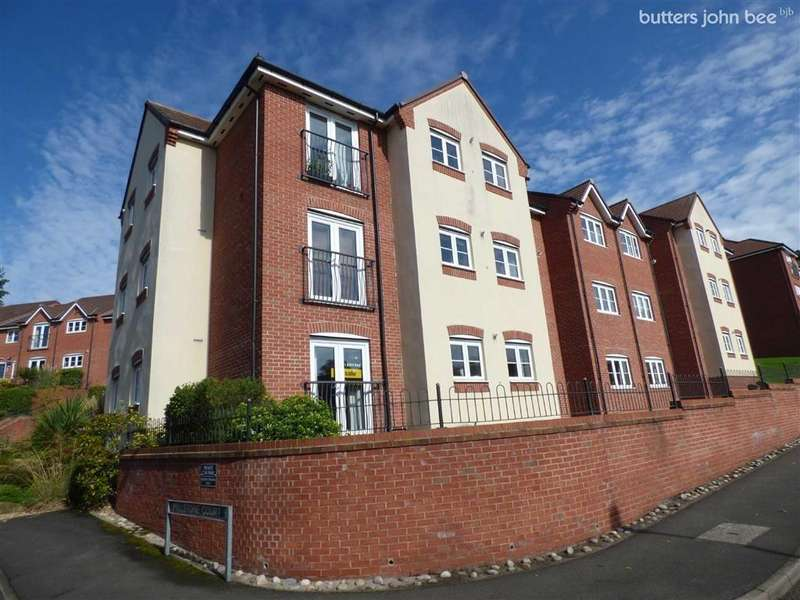 2 Bedrooms Apartment Flat for sale in Millstone Court, Stone, Staffordshire